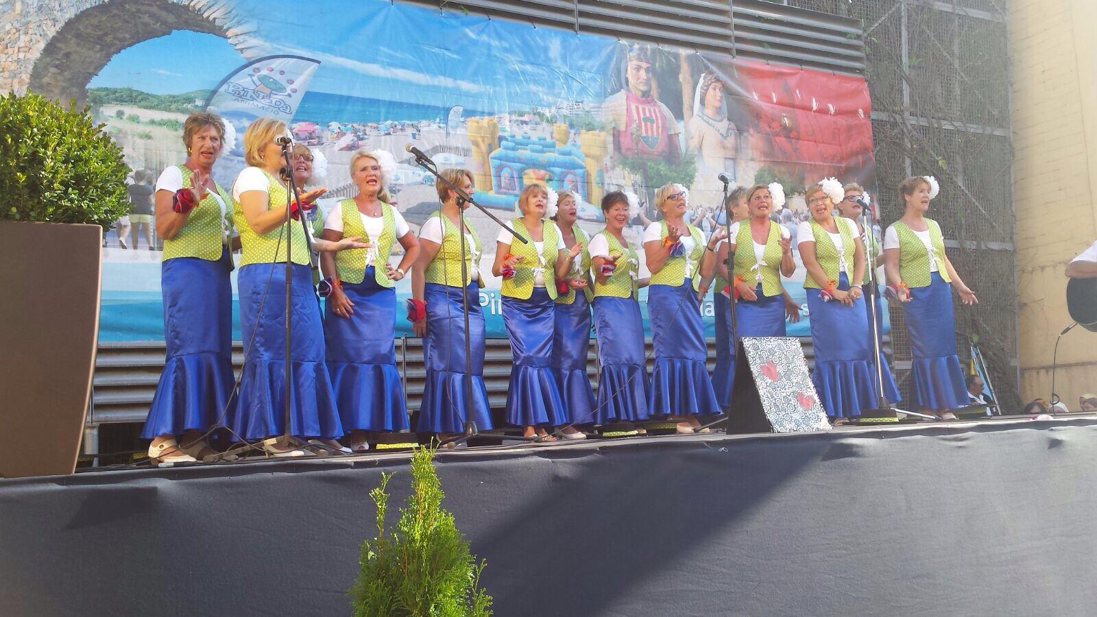 Pineda de Mar 2015
